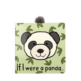 Jellycat Jellycat If I Were A Panda Board Book