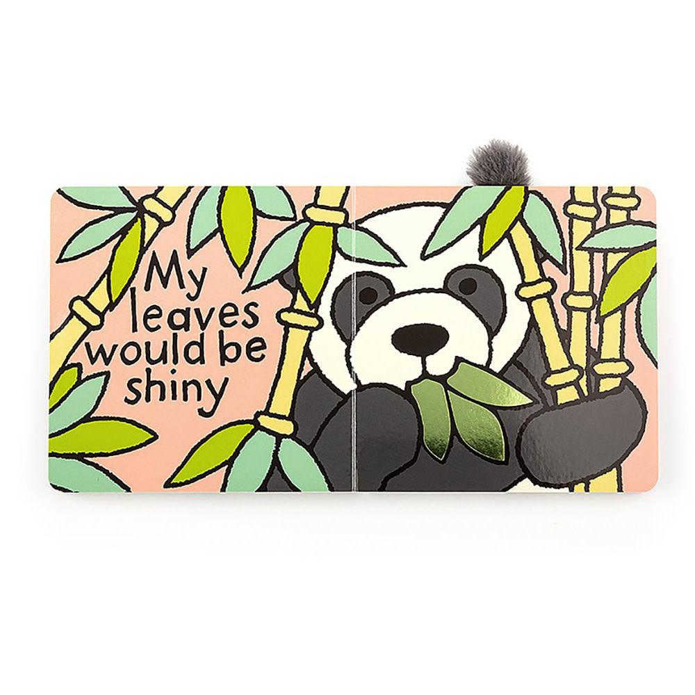 Jellycat If I Were A Panda Board Book