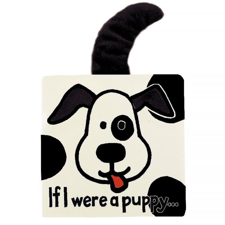 Jellycat Jellycat If I Were A Puppy Board Book