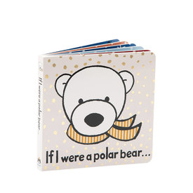 Jellycat Jellycat If I Were A Polar Bear Board Book