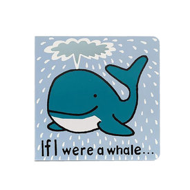 Jellycat Jellycat If I Were A Whale Board Book