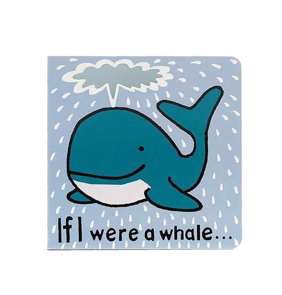 Jellycat Jellycat If I Were A Whale Board Book