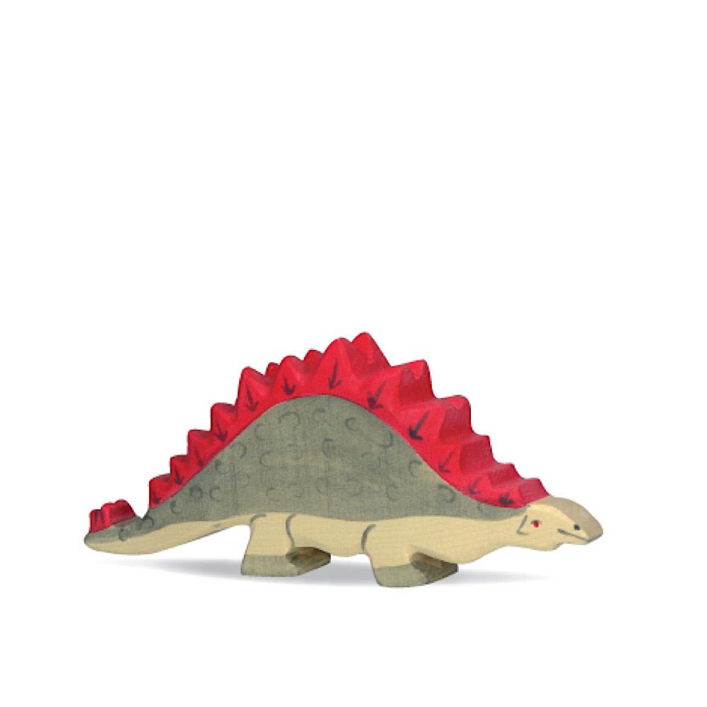 Holztiger Wooden Stegasaurus