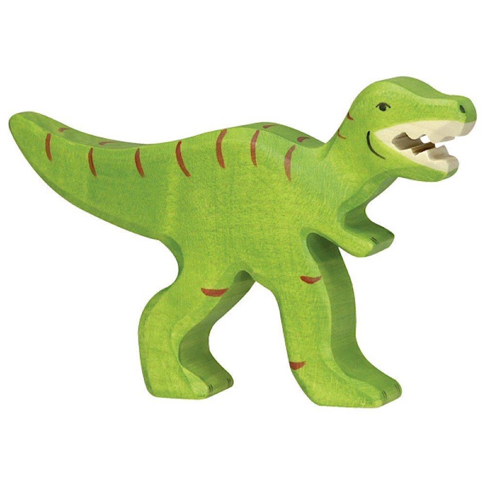 Holztiger Wooden Tyrannosaurus Rex