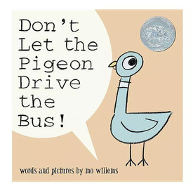 Little Brown & Co Don't Let The Pigeon Drive The Bus!