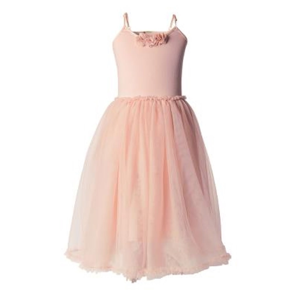 Maileg Child Ballerina Dress - Rose