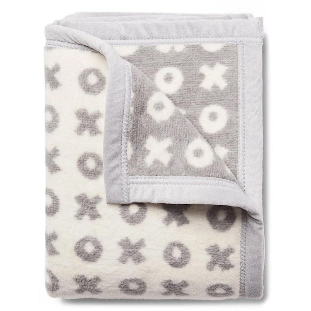 Chappywrap Chappywrap Mini Blanket - Hugs and Kisses