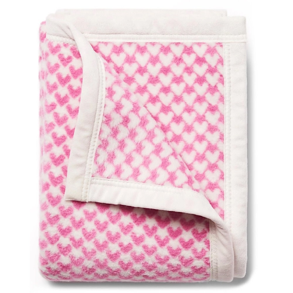 Chappywrap Chappywrap Mini Blanket - All My Heart