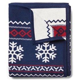 Chappywrap Chappywrap Blanket - Snowflake Classic Fair Isle
