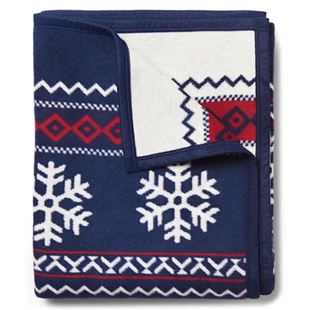Chappywrap Blanket - Snowflake Classic Fair Isle
