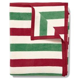 Chappywrap Chappywrap Blanket - Classic Holiday Stripe