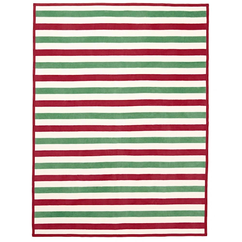 Chappywrap Blanket - Classic Holiday Stripe