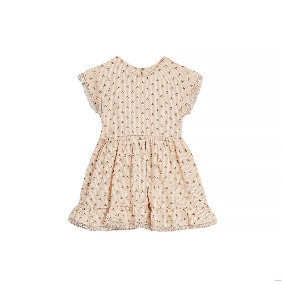Noralee Noralee Tulip Betty Dress - Light Peach