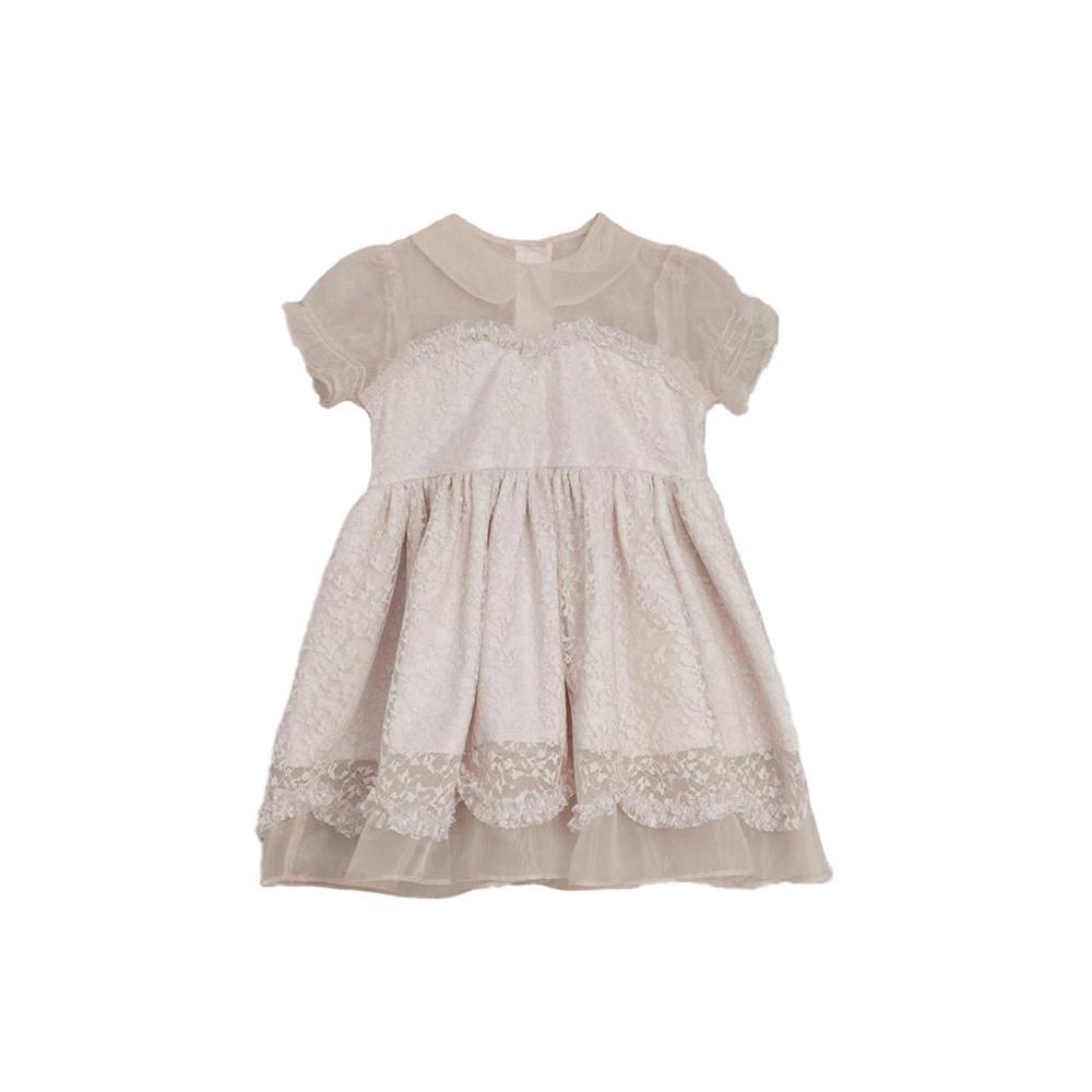 Noralee Gidgette Dress - Powder Pink