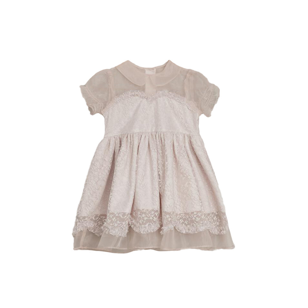 Noralee Noralee Gidgette Dress - Powder Pink