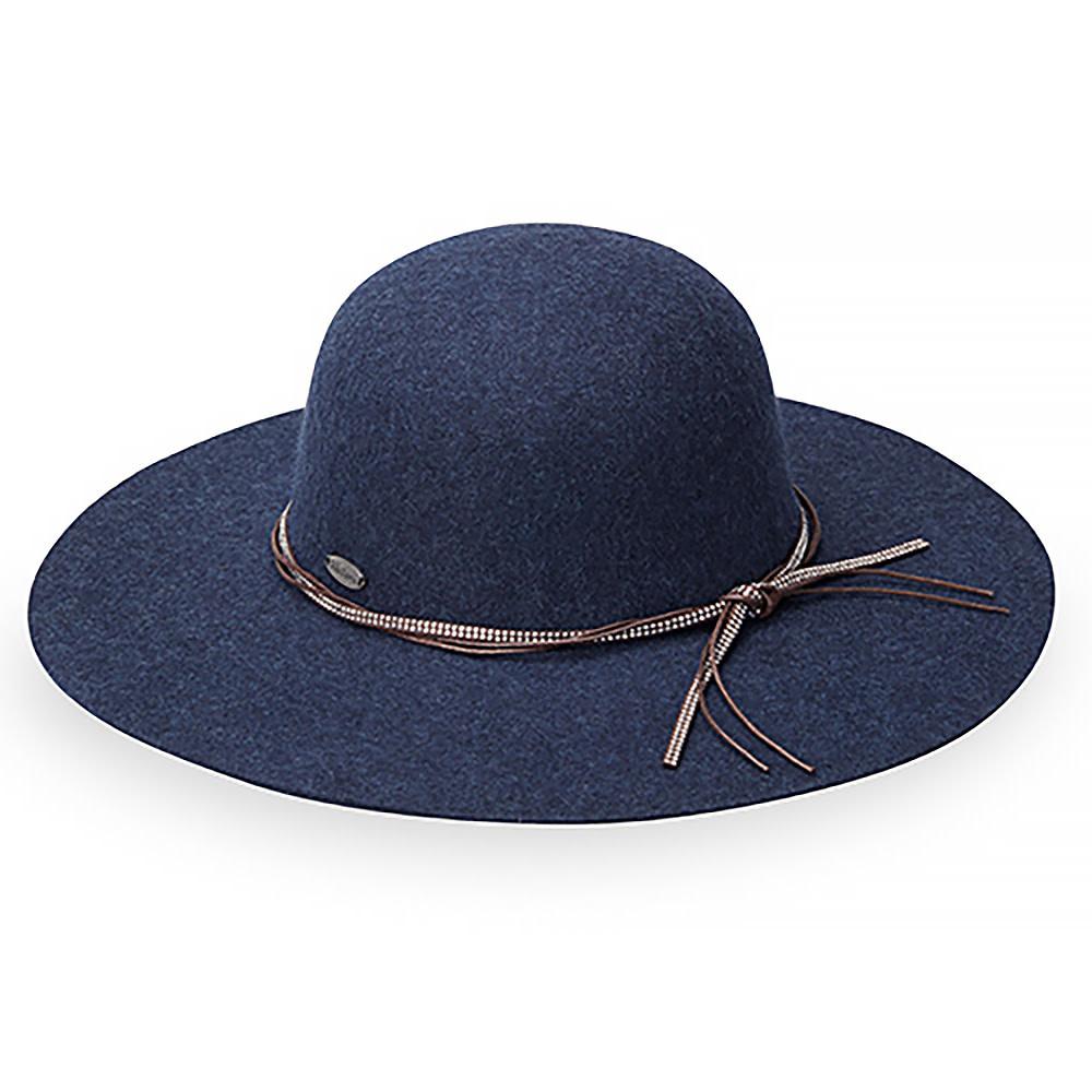 Wallaroo Hat Company Cambria Hat - Navy