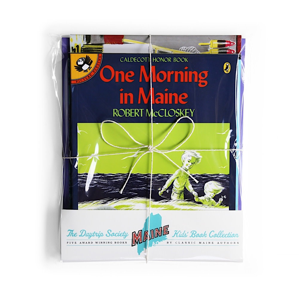 The Daytrip Society Kids Book Collection