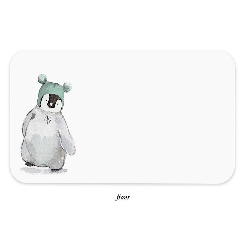E Frances Penguin Little Notes