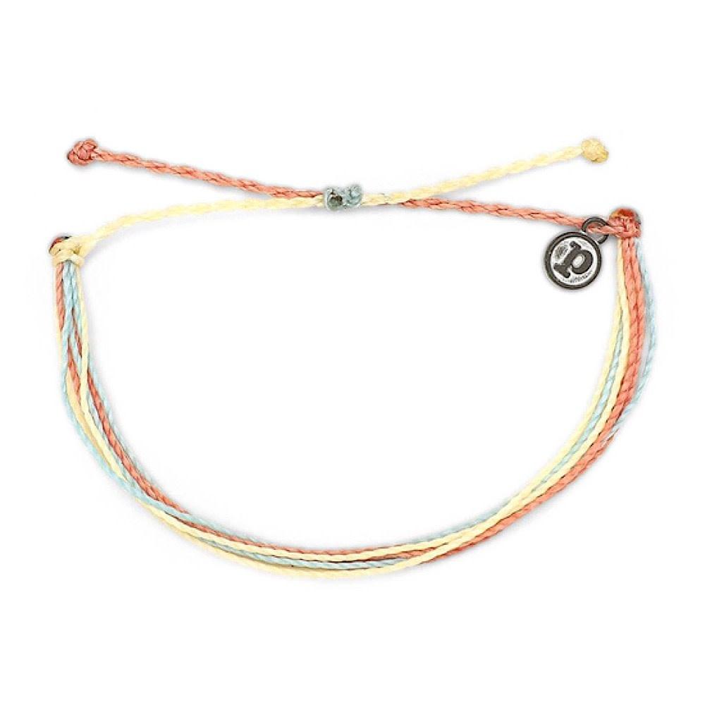 Pura Vida Original Bracelet - Classic Multi Beach Life