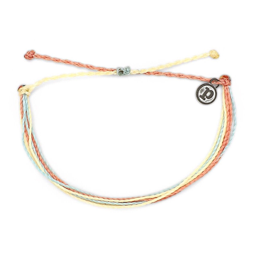 Pura Vida Pura Vida Original Bracelet - Classic Multi Beach Life