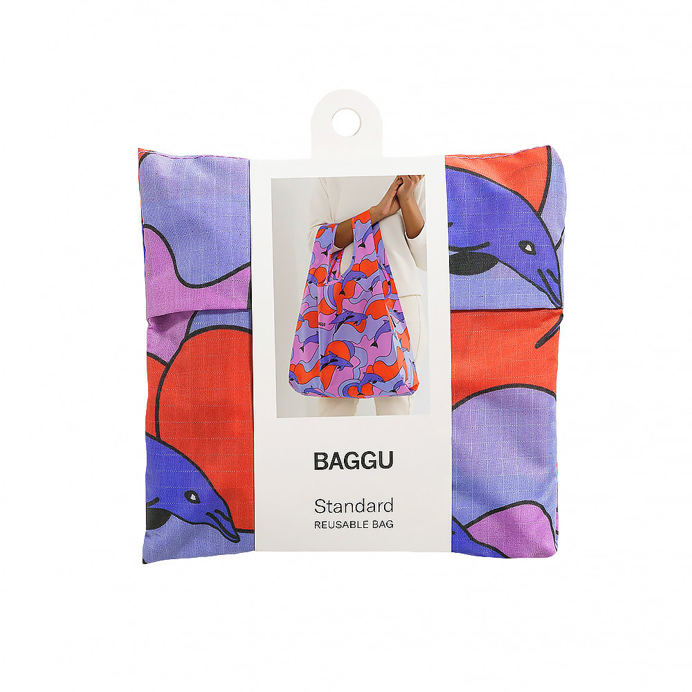 Standard Baggu - Dolphins