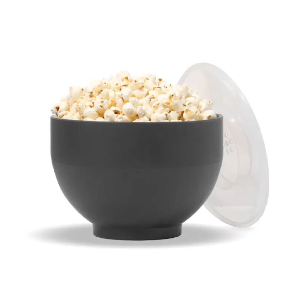 Porter Bowl - The Popper - Charcoal