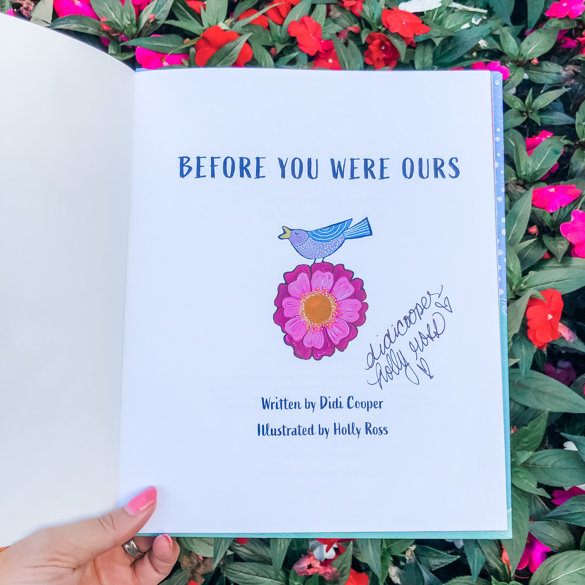 Before You Were Ours - Paperback