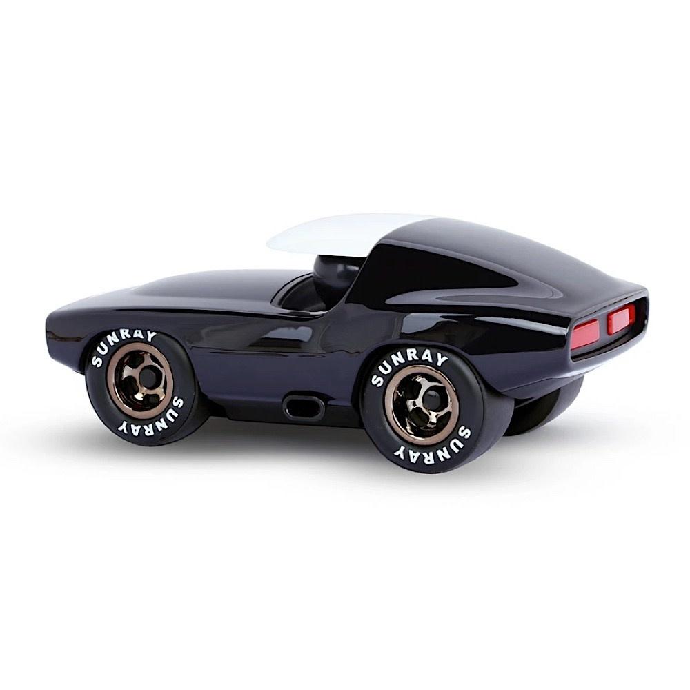 Playforever Leadbelly Skeeter Car - Black