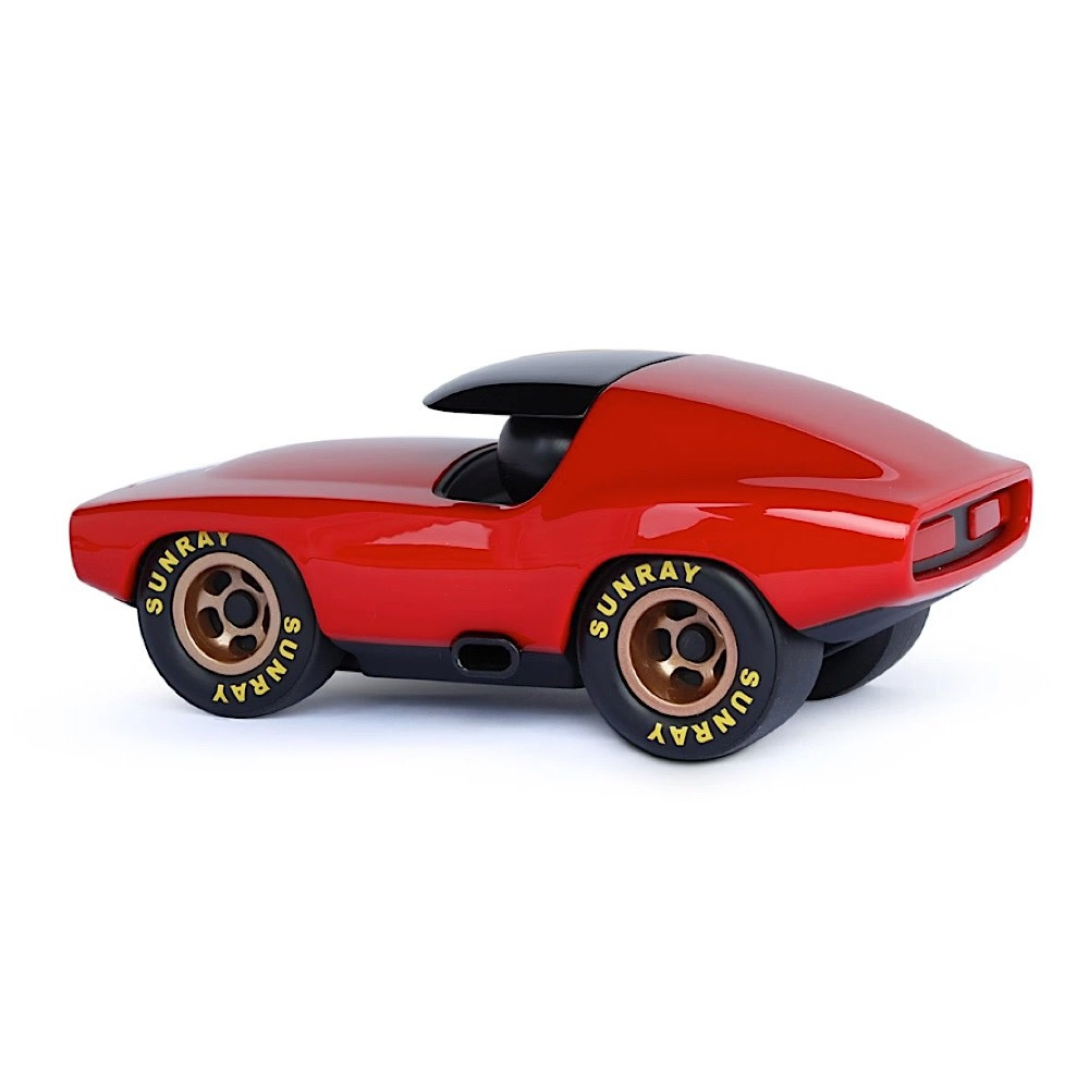 Playforever Playforever Leadbelly Vincent Car - Red