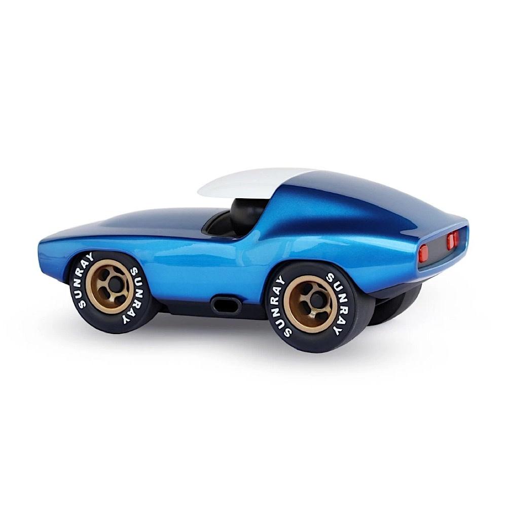 Playforever Playforever Leadbelly Sonny Car - Blue