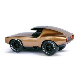 Playforever Playforever Leadbelly Burnside Car - Gold