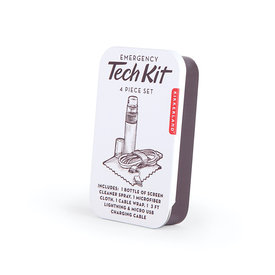 Kikkerland Emergency Tech Kit