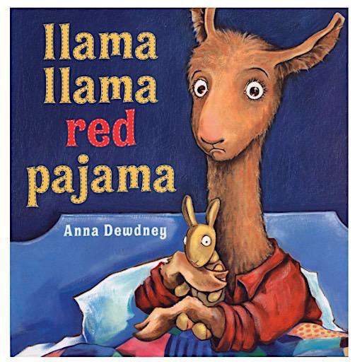 Penguin Llama Llama Red Pajama