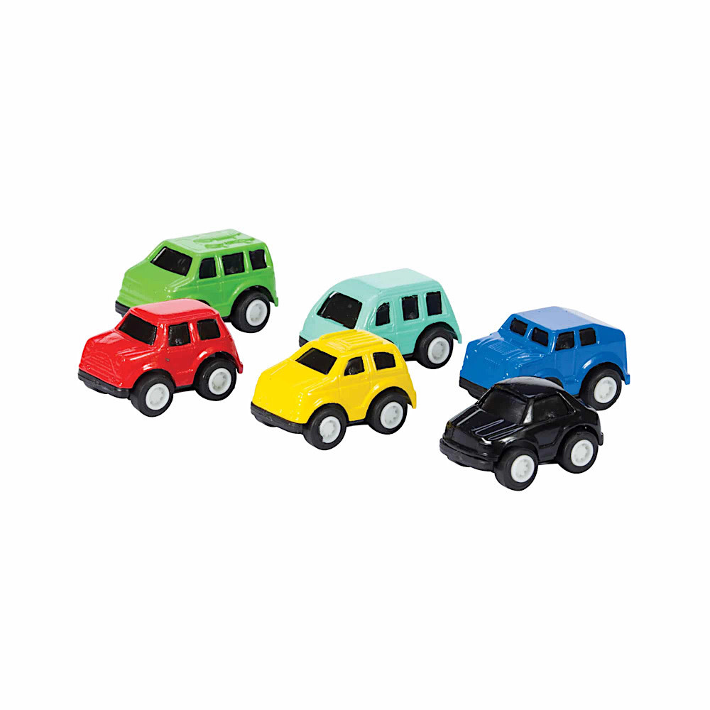 Schylling Die Cast Pull Back  Mini Car
