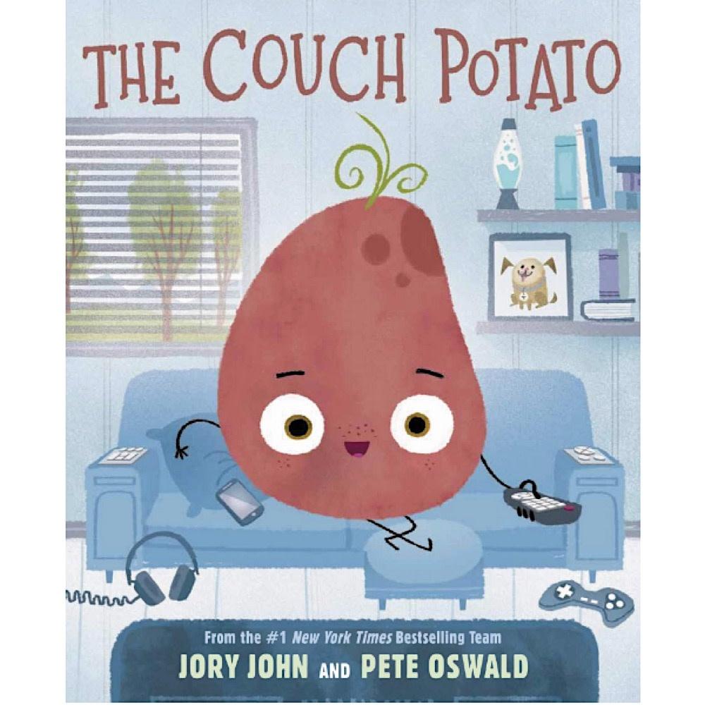 Harper Collins The Couch Potato