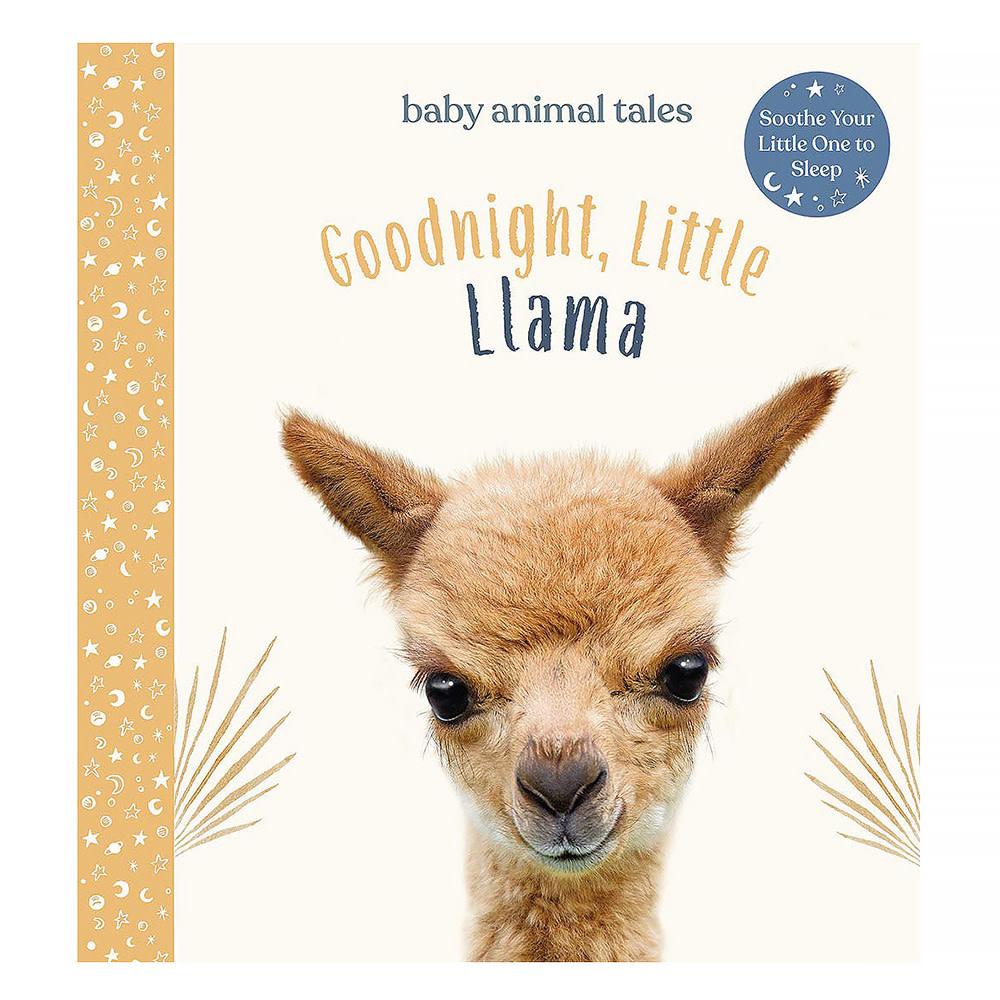 Abrams Goodnight Little Llama
