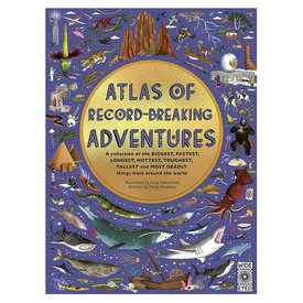 Quarto Atlas of Record-Breaking Adventures