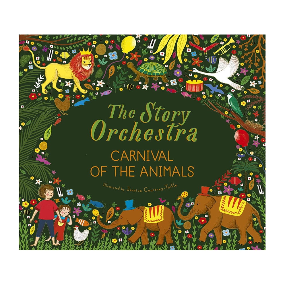 Quarto The Story Orchestra: Carnival of the Animals