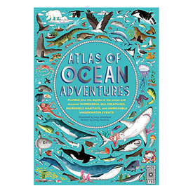 Quarto Atlas of Ocean Adventures