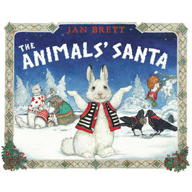 Penguin The Animals Santa