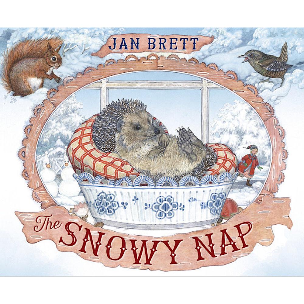 Penguin The Snowy Nap