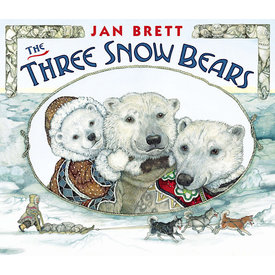 Penguin The Three Snow Bears by Jan Brett