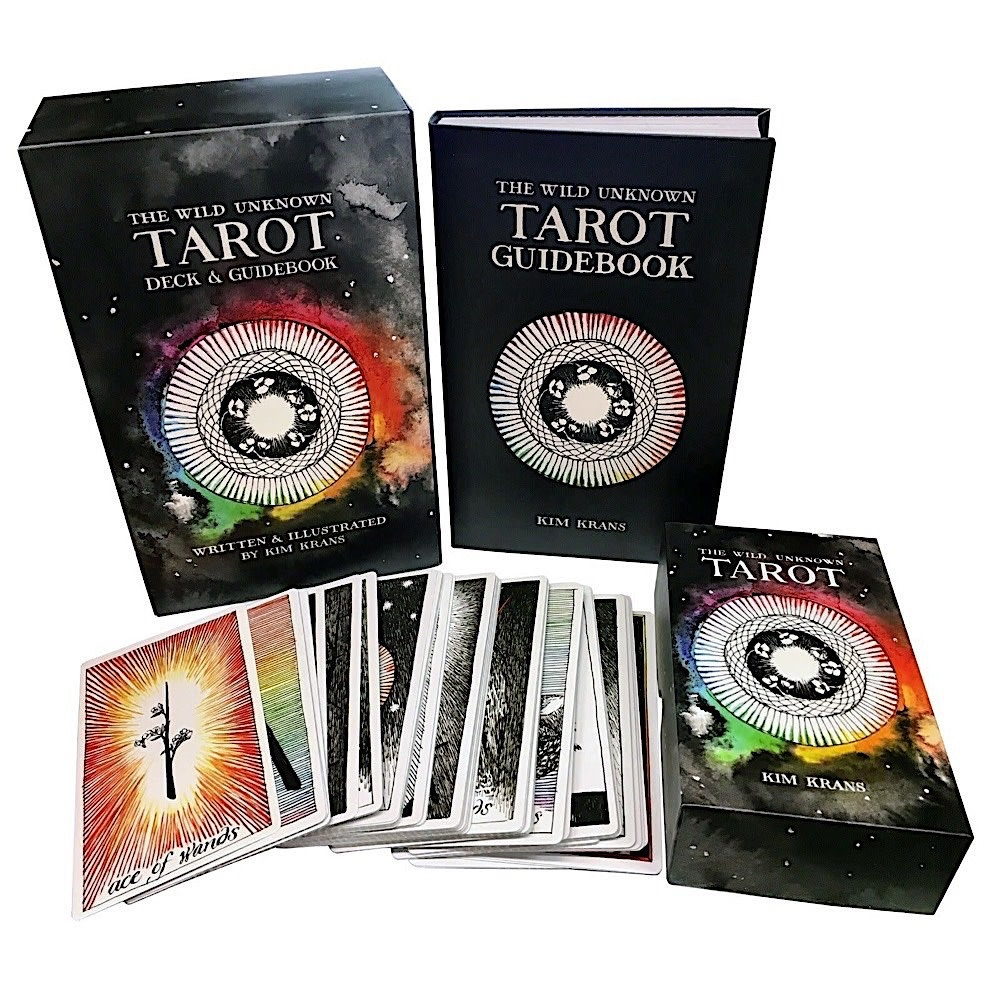 The Wild Unknown The Wild Unknown Tarot Deck and Guidebook