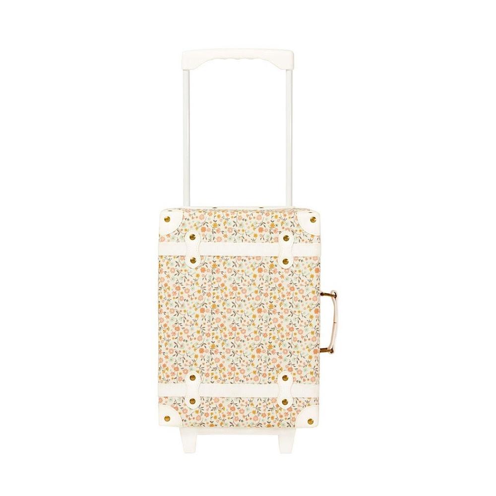 Olli Ella Olli Ella  See-Ya Suitcase - Prairie Floral
