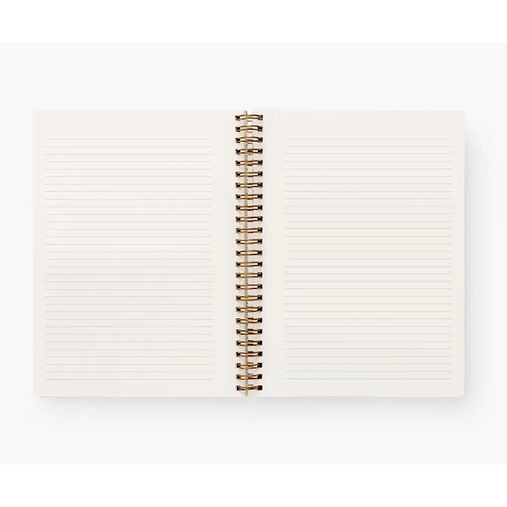 Rifle Paper Co. Spiral Notebook - Collete