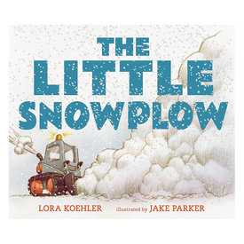 Penguin The Little Snowplow