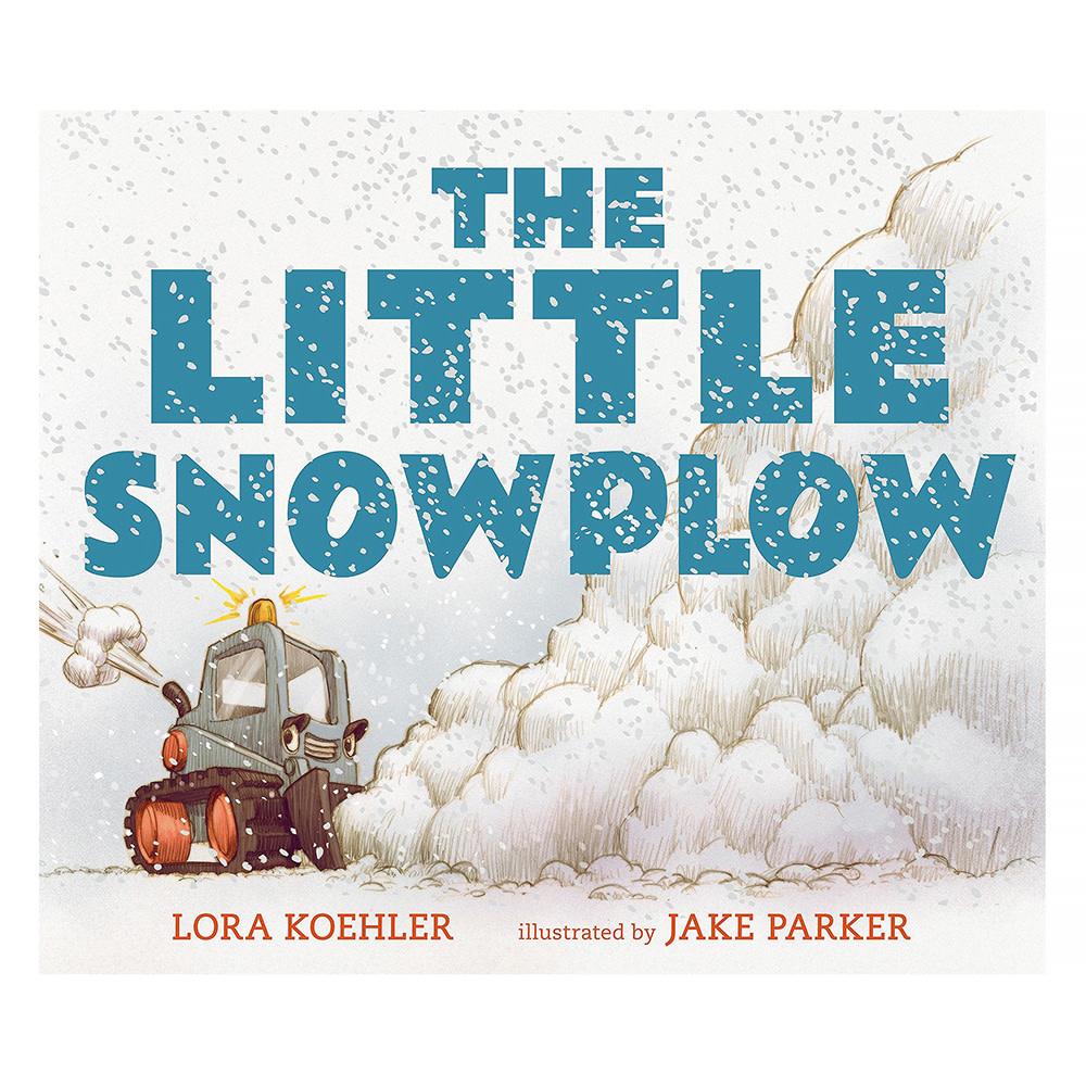 Penguin The Little Snowplow