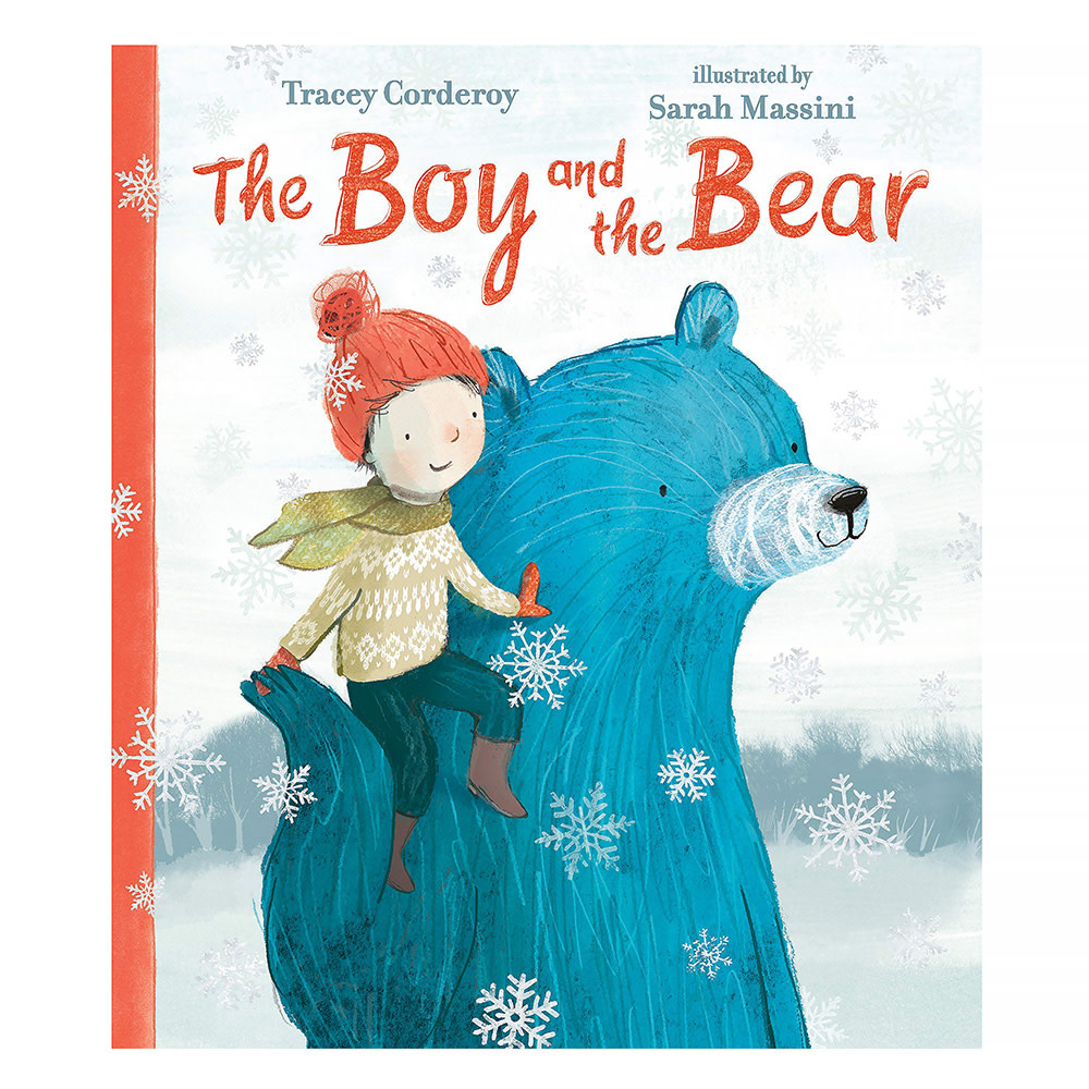 Penguin The Boy and The Bear