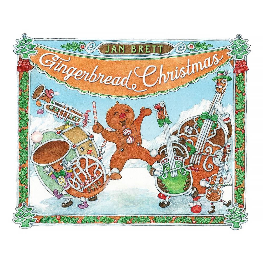 Penguin Gingerbread Christmas
