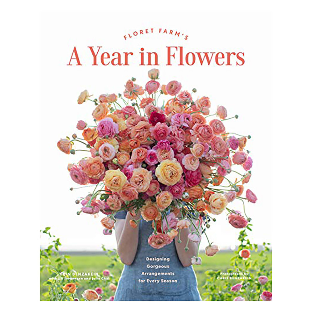 Chronicle A Year in Flowers